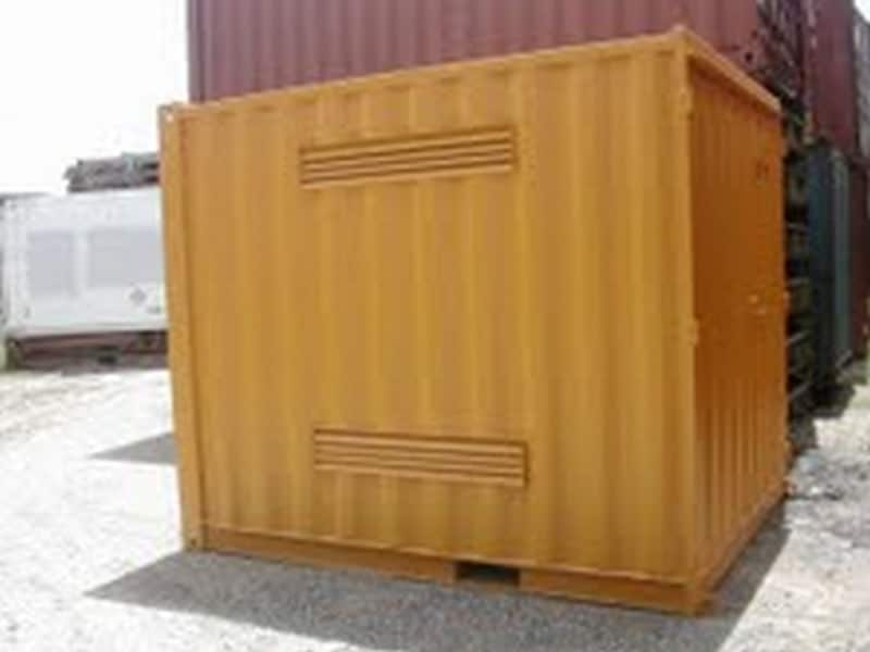 Dangerous goods container hire Brisbane