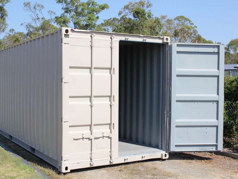 Shipping Container Towing Services Brisbane