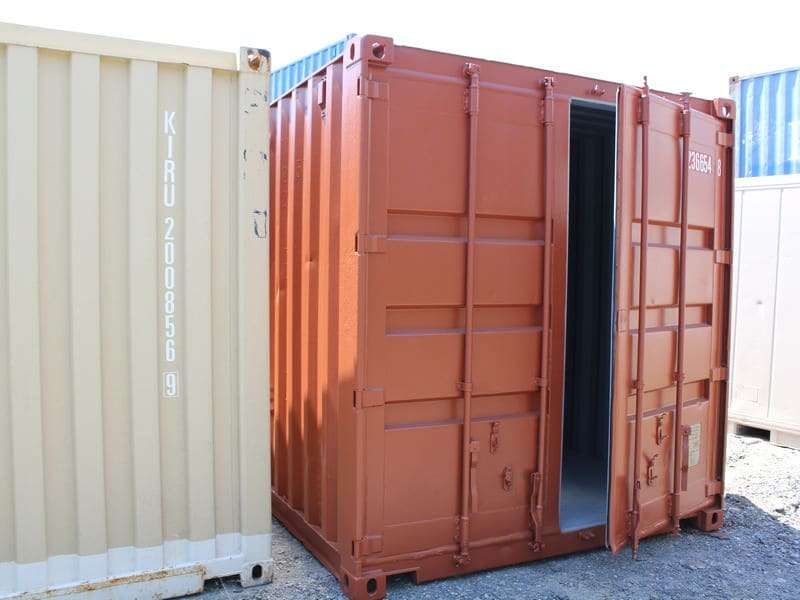 Storage containers for sale Brisbane, Gold Coast, NSW, Sunshine Coast