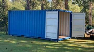 Caboolture Containers - Container storage