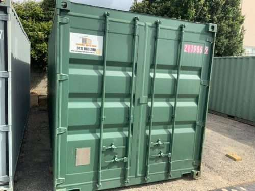 Refurbished Shipping Containers for Sale + Rent