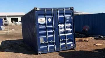 Caboolture Containers - worksite Storage