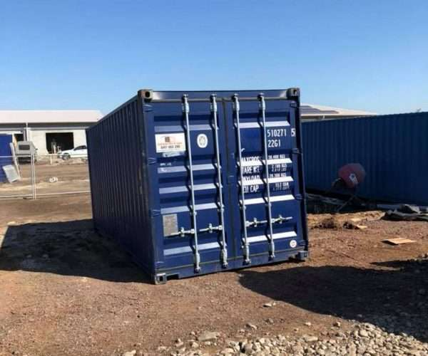 Affordable Shipping Container Hire